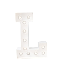 10454900002 MARQUEE LETTERS L