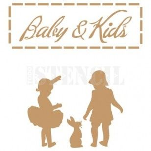 stencil-deco-infantil-002-baby-and-kids