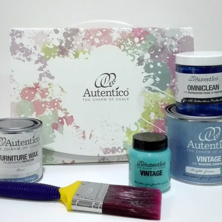 maletin regalo chalk paint