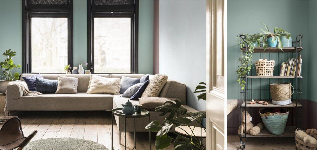 the inviting home palette